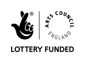 Arts Council of England  - Lottery funded