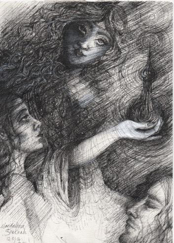 Shekinah Magdalene